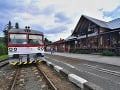 Zastávka v Tatranskej Lomnici