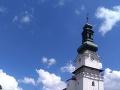 Veža Kostola sv. Alžbety,