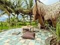 Ekologická chatka, Bali