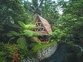Ekologický bambusový dom, Bali