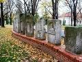 Staré rímske náhrobky v