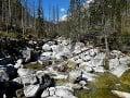 Na snímke Studený potok