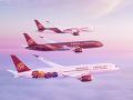 Lietadlá Juneyao Air Boeing