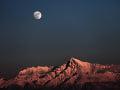 Fotograf strávil mrazivú noc