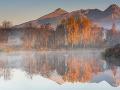 Skoré jesenné ráno v