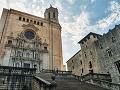 Katedrála v Girone, Španielsko