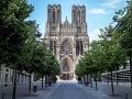 Katedrála v Reims, Francúzsko
