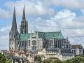 Katedrála v Chartres, Francúzsko
