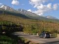 Cesta Slobody v Tatrách