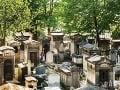 Cintorín Père-Lachaise, Paríž, Francúzsko