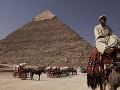 Pyramídy v Gíze