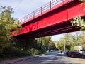 Železničný Červený most na