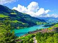 Jazero Brienz, Švajčiarsko