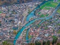 Interlaken, Švajčiarsko