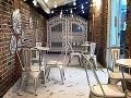 Komiksová kaviareň Yeonnam-dong