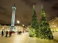 Vianoce v Paríži