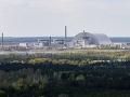 Jadrová elektráreň v Černobyle