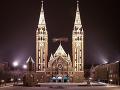 Vianoce  v Szegede,
