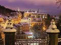 Zimné Karlovy Vary