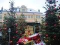 Vianočný Hellbrunn, Rakúsko