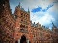 St. Pancras, Londýn, Anglicko