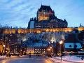 Vianočný Quebec, Kanada