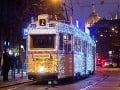 Vianočná električka v Budapešti,
