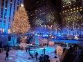 Vianočný stromček pred Rockefellerovým