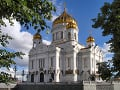 Chrám Krista Spasiteľa, Moskva,
