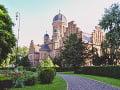 Palác v Černoviciach, Ukrajina