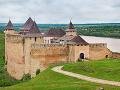 Chotinská pevnosť, Ukrajina