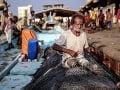 71-ročný rybár Ammar Ahmed