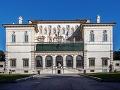 Villa Borghese, Rím, Taliansko