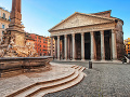 Pantheon, Rím, Taliansko