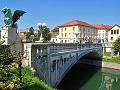 Zmajski most, Ľubľana, Slovinsko