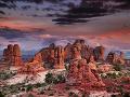 Národný park Arches, Utah,