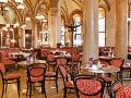 Café Central, Viedeň, Rakúsko