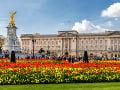 Buckinghamský palác, Londýn, Anglicko