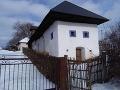 Historický dom v obci