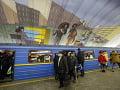 Stanica metra Osokorky, Kyjev,
