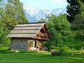 Romantická chatka, Trieblach, Rakúsko