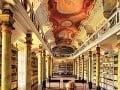 Knižnica v Borumove. ©