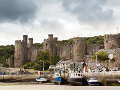 Hrad Conwy, Wales