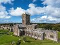 Katedrála svätého Dávida, Pembrokeshire,