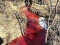 Krvavá rieka na Sibíri