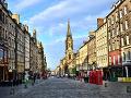 Kráľovská míľa, Edinburgh, Škótsko