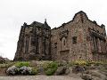 Edinburghský hrad, Škótsko