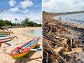 Pláž Kuta - reklama