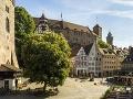 Norimberský hrad. Foto: CTZ