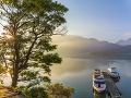 Jazero Sun Moon Lake,